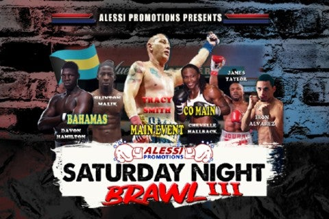 More Info for Saturday Night Brawl III
