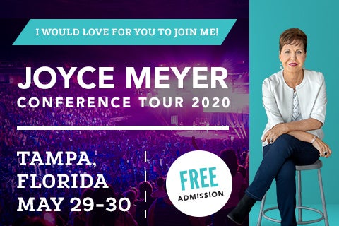 More Info for Joyce Meyer Ministries Conference Tour 2020