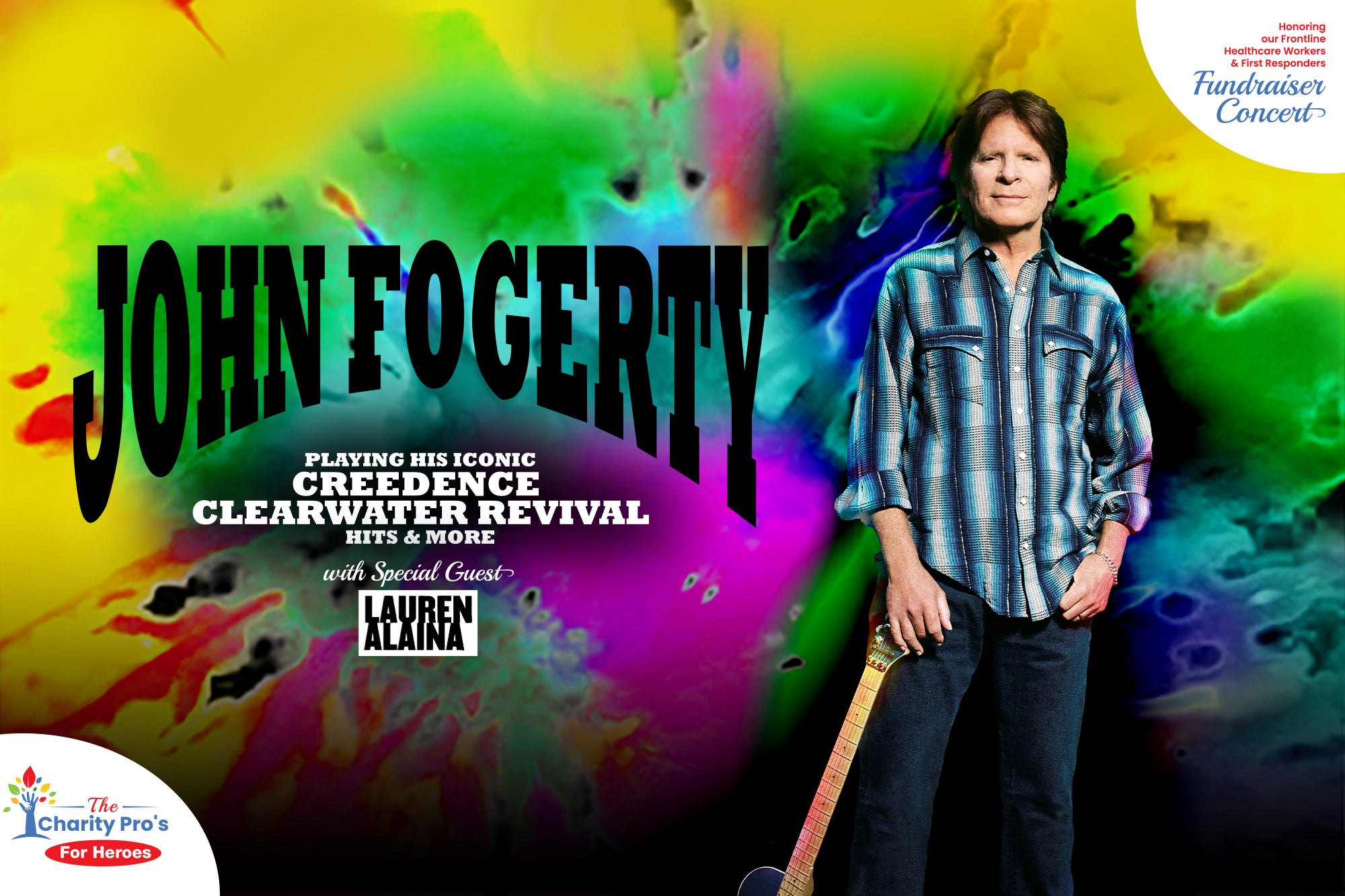More Info for John Fogerty with Special Guest Lauren Alaina and Casey Bishop