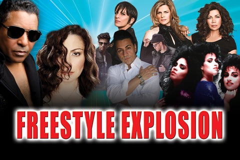 More Info for Freestyle Explosion