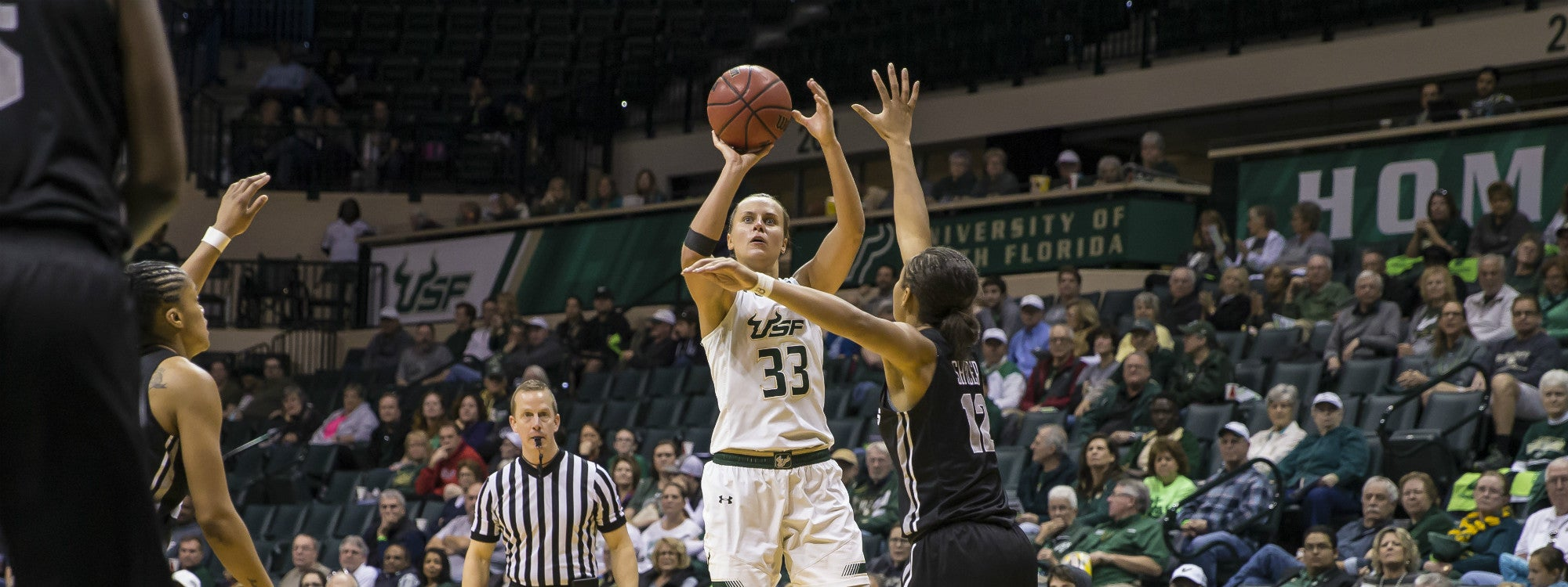 USF Women's Basketball vs. Tulane