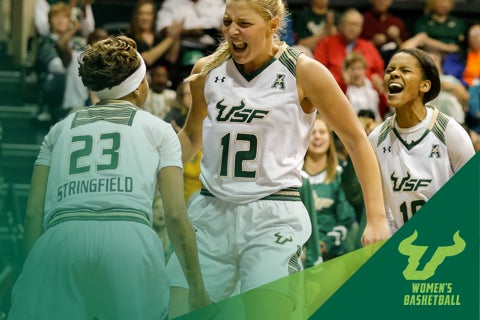 More Info for  USF Women's Basketball vs. UCONN