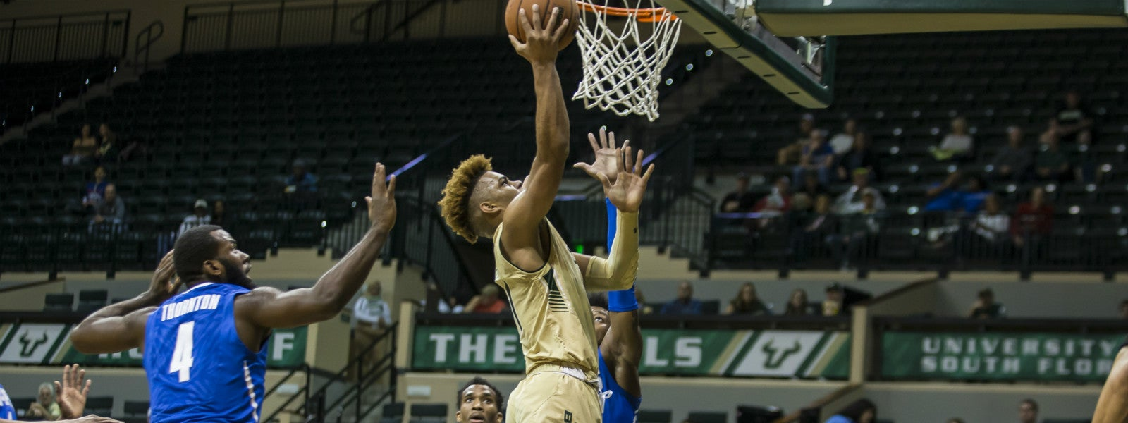 USF Men's Basketball vs. Temple