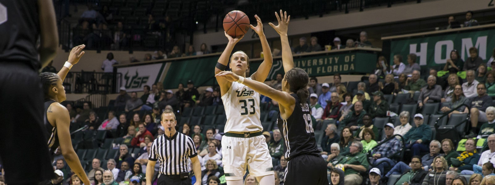 USF Women's Basketball vs. Cincinnati